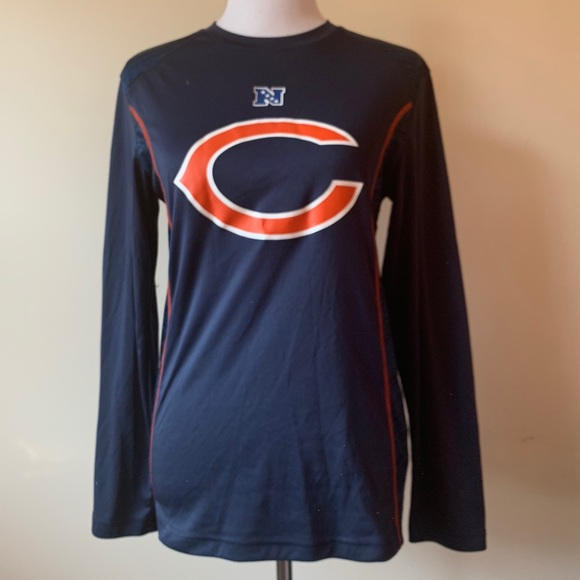 NFL Other - Mens NFL Chicago Bears Long Sleeve Shirt Size S